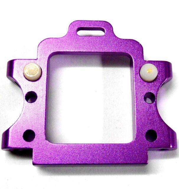 102061 1/10 alliage MONTAGE Arrière de Boîte de vitesses Violet HSP x 1