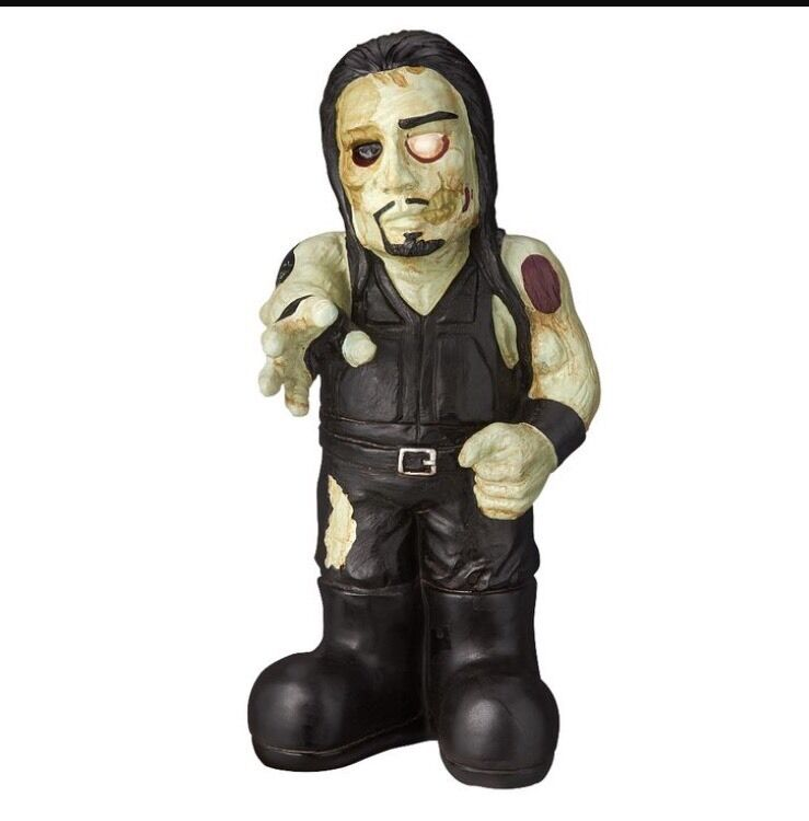 WWE WWF Rouomo Reigns Zombie Collectible cifra Htuttioween rendere AN OFFER