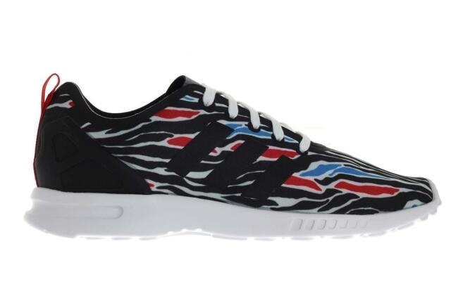 zx flux adidas zebra