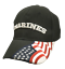 Rockpoint-Military-Navy-Air-Force-Marines-Army-adjustable-cap-USA-flag thumbnail 3