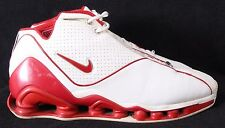 Nike 305078-161 Shox VC Vince Carter Athletic Basketball Sneakers Men's US 14