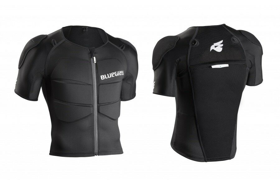 Cykeltøj, BLUEGRASS BODY ARMOUR TUATARA B&S D30