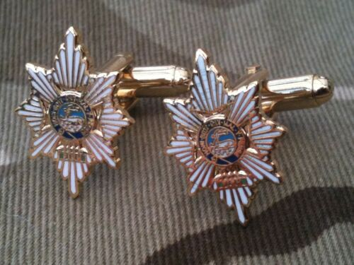 Worcestershire /& Sherwood Foresters Military Cufflinks