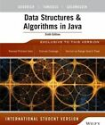 Data Structures and Algorithms in Java by Michael H. Goldwasser, Roberto Tamassia, Michael T. Goodrich (Paperback, 2014)