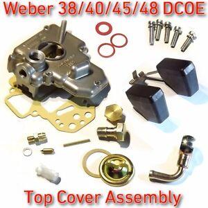 Weber-DCOE-top-cover-assembly-fits-FAJS-EMPI-38-40-45-48-31734-194-31734-198