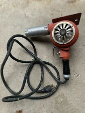 Used Master Appliance Heat Gun Model Hg With Stand Manual 2 Heat Settings Look