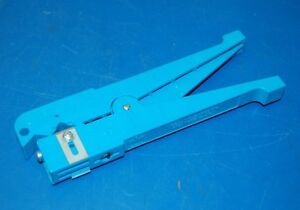Ideal-Coaxial-Cable-Wire-Stripper-Catalog-No-45-163-Lot-of-4