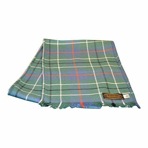 Duncan Ancient Classic Fine Wool Tartan Scarf