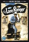 Lone Ranger/lone Ranger and The Lost City of Gold DVD 2013 Region 2