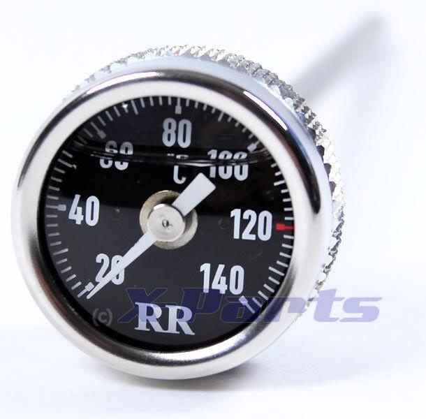 RR Oil Temperature Display Oil Thermometer Harley Davidson Night-Rod Vrscd New