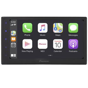 "Pioneer DMH-1770NEX 6.8"" Digital Media Receiver Compatible w/Android Auto &"