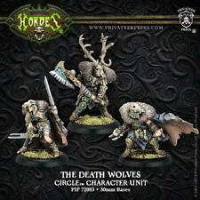 Hordes Circle Orboros The Death Wolves by Privateer Press PIP 72083 NEW