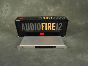 Echo-Audiofire-12-Audio-Interface-w-Box-2nd-Hand