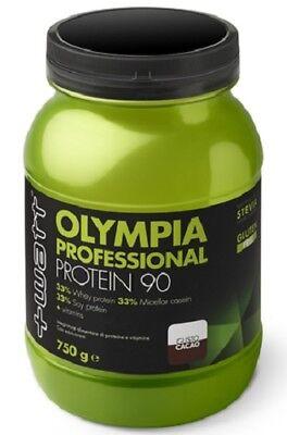 +watt Olympia Professional Protein 90 Da 750g Blend Di Proteine Con Vitamine Aspetto Estetico