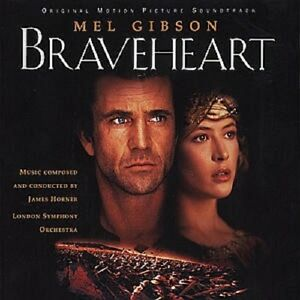 BRAVEHEART-SOUNDTRACK-CD-NEUWARE