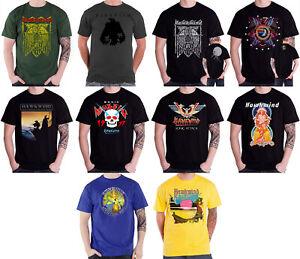 Officiel-Hawkwind-T-Shirt-Warrior-on-the-Edge-Space-Ritual-Doremi-homme-nouveau