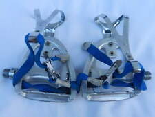 Vintage 1980s Campagnolo VICTORY Road Pedals Aluminium Road Bike (Ci) Free S&H