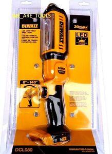 New In Package Dewalt Dcl050 20v Cordless Led Battery
