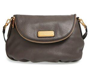 fd92c1d91e71 New Marc by Marc Jacobs Original New Q NATASHA Leather Crossbody Bag ...