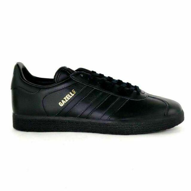 Size 8 - adidas Gazelle Black Gold - BB5497