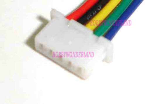 1.25mm Pitch PicoBlade 5-Pin Female Receptacle Connector 15cm wire Assembly x 50