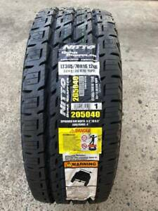 Nitto-Durra-Grappler-305-70-16-305-70-16-New-Tyre-LT-10Ply-299