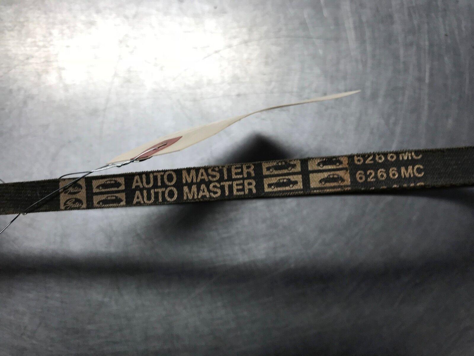 GENUINE GATES Fan Drive Belt GAT6480MC