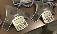 Poly Soundstation Ip 5000 Conference Voip Phone 2 Units