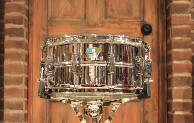 Ludwig Supraphonic 6.5x14 LM402B Snare Drum - B-stock!