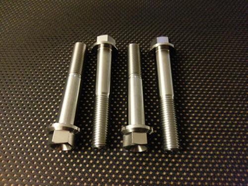 TRIUMPH SPEED TRIPLE titane frein avant étrier Boulons Conique//Hex vin 735437