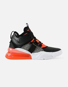 Nike Air Force 270   AH6772 004 Safari Crimson Black Men SZ 7.5 - 13 ... 3573892f1