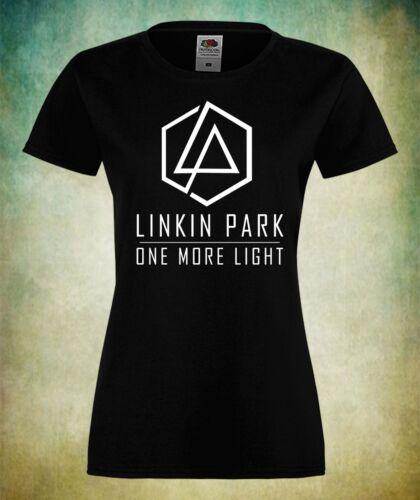 NEW LINKIN PARK ONE MORE LIGHT 10 WOMEN T-SHIRT ROCK MUSIC SHORT//LONG SLEEVE