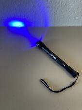 Spectroline Opti Lite Uv Leak Detector Light With3 New Aa Batteries