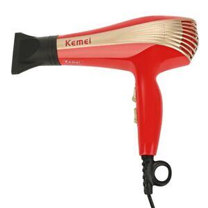 Mode-Tragbar-Machtig-Elektrisch-Haartrockner-Haarfohn-Fon-Stylingduse-Salon