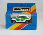 Matchbox MB 21, RENAULT 5. TL, 1981, Great Condition, Vintage, 1872
