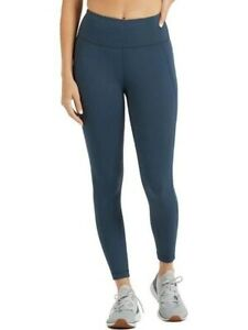 Vuori Women's Pace High Waist Leggings Blue Indigo Size XS $89