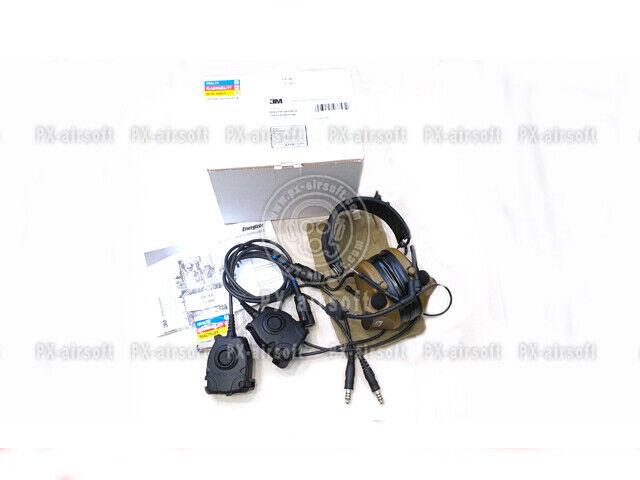 PRC 148 MBITR Radio Sticker MSA Sordin 3 M Peltor Comtac Silynx