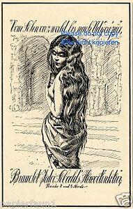 Sebald-Haartinktur-Reklame-von-1926-lange-Haare-Schwarzwald-ad-Werbung-Shampoo
