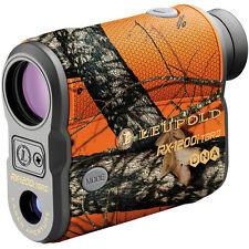 Leupold RX-1200i TBR/W DNA Laser Rangefinder 6x, Mossy Oak Blaze Orange #170640