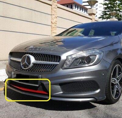 Nuevo Genuino Mercedes Benz MB Clase Ml W163 AMG Sport Rejilla De Cubierta De Parachoques delantero