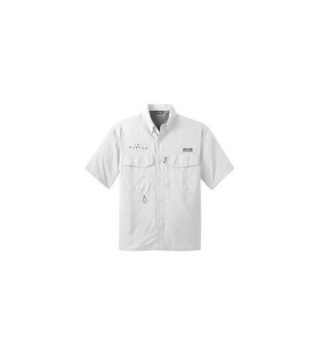 Carver Yachts Short Sleeve Eddie Bauer Fishing Shirt
