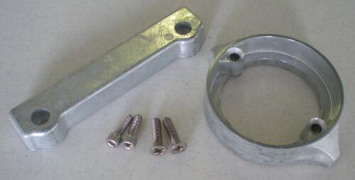 Volvo 280 DP Duo Prop Magnesium Anode Kit Military Grade Magnesium New