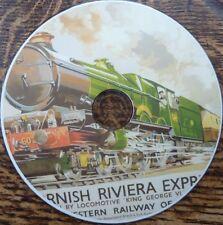 Vintage Railway Station Train Holiday Posters Butlins Skegness Art Deco 160+ CD