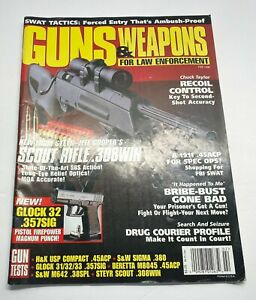 Guns-amp-Weapons-For-Law-Enforcement-Magazine-February-1998-Back-Issue