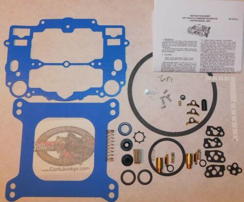 Edelbrock Carburetor Repair Kit 1400 1403 1404 1405 1406 1407 1409 Non Stick