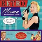 Retro Mama 2017 Planner Wall Calendar by Sellers Publishing