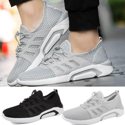 Sneakers Mens Sports Breathable Casual Athletic Running Fitness Outdoor Shoes N1