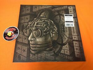 Meshuggah-None-Limited-Brown-Colored-LP-Rock-SEALED-Piranha-Records