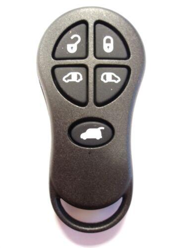 Remplacement 5 Etui Bouton pour Dodge Chrysler Voyager Gousset Clé Télécommande