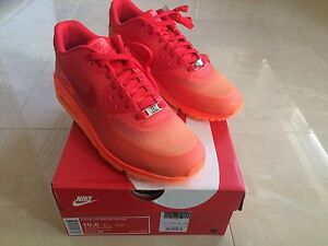 free shipping 0113f e1735 Image is loading NIKE-AIR-MAX-90-CITY-PACK-MILAN-RED-